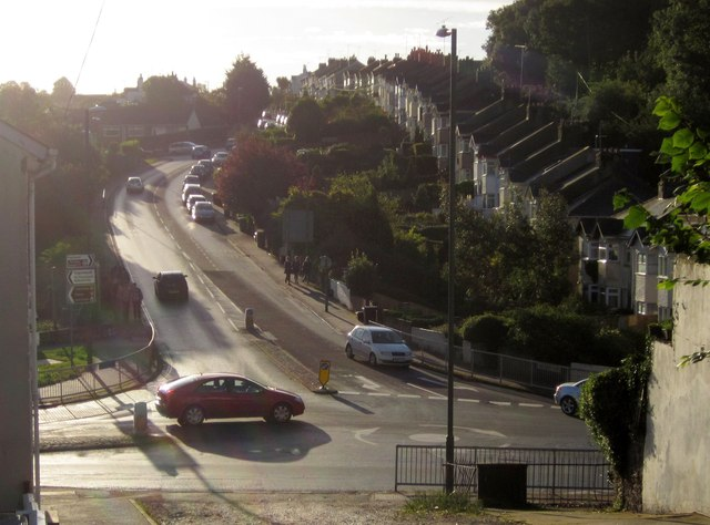 Westhill Road, Torquay