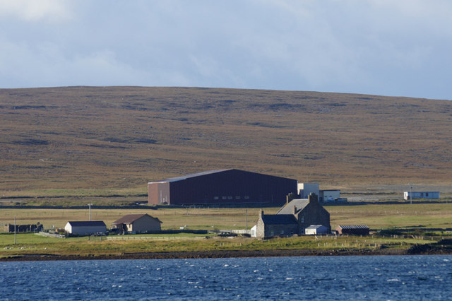 Ordaal House from Hamar, Baltasound