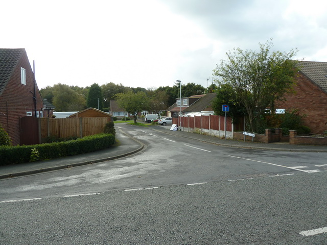 Fir Tree Close, Kings Moss