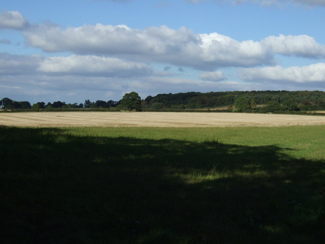 Farmland, Outwoods Farm