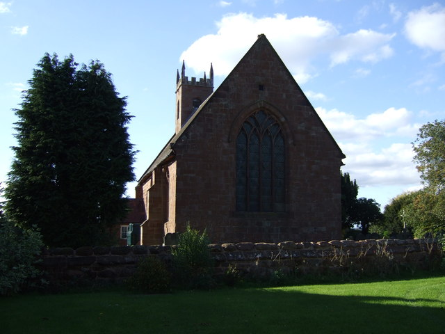 Church of St Michael and All Angels, Maxstoke