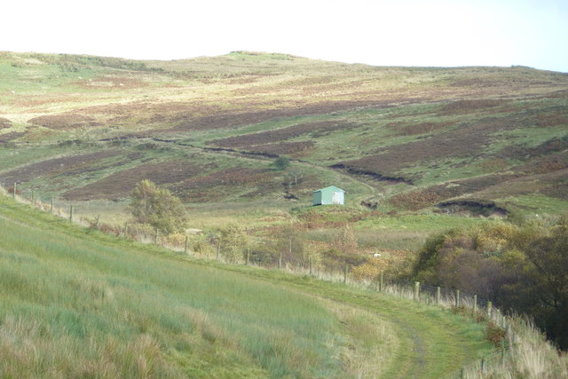 Shooter's Hut, Course Head