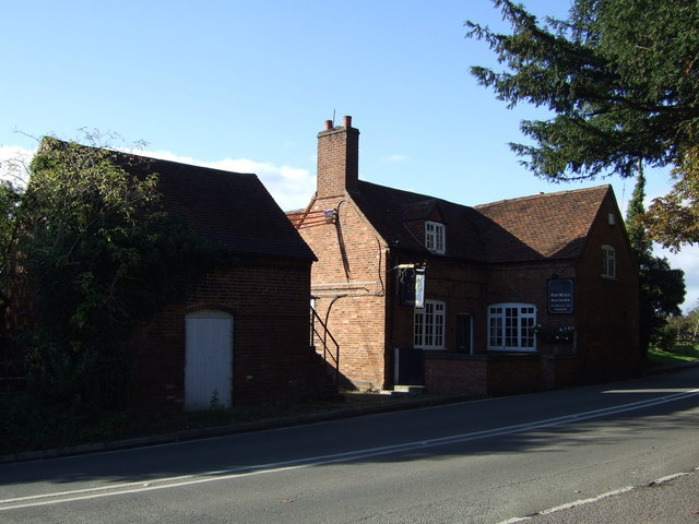 The Griffin, Church End