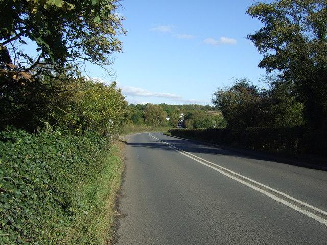 Coleshill Road (B4114)