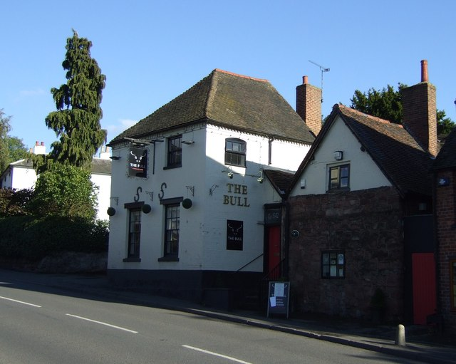 The Bull, Furnace End