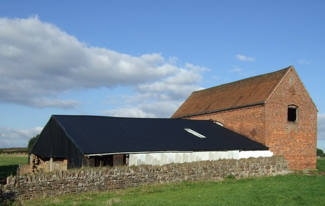 Farm buildings, Ridgrace Farm