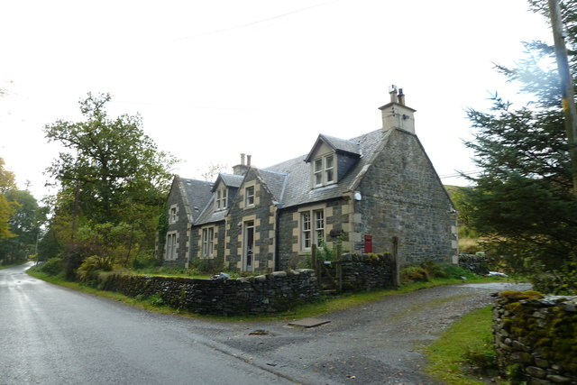 House on the B709 near Ettrick