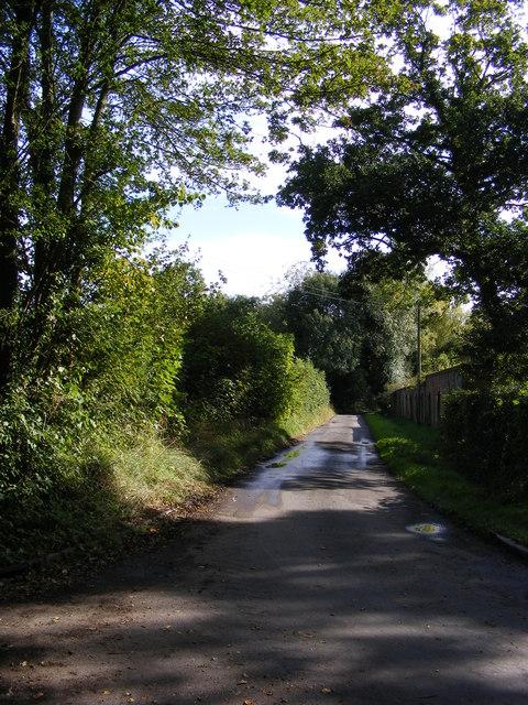 Wisset Lane