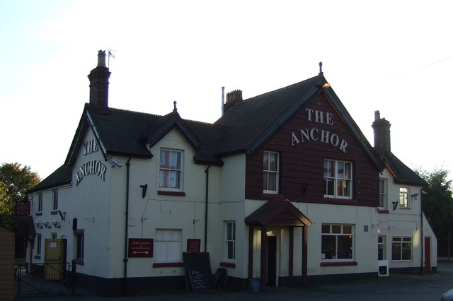 The Anchor on Glascote Road