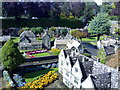 SP1620 : Model Village, Bourton-on-the-Water by Chris Morgan