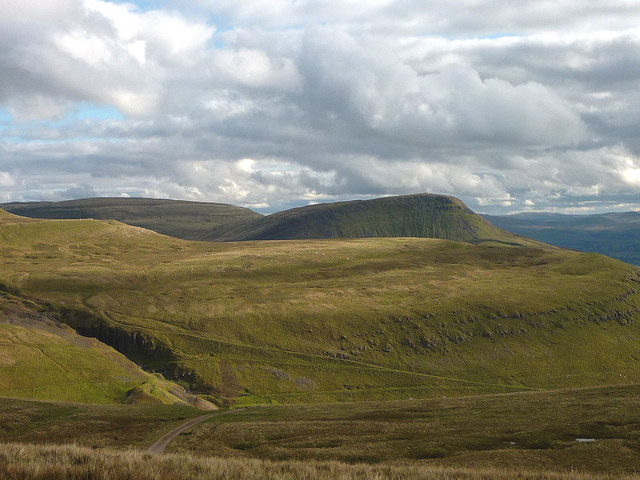Gasdale from Murton Pike
