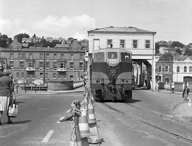 Cork City railway 1975 - 4