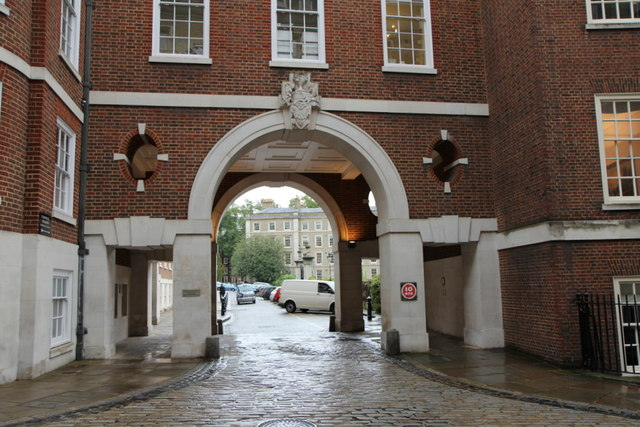 Archway, Inner Temple, London EC4