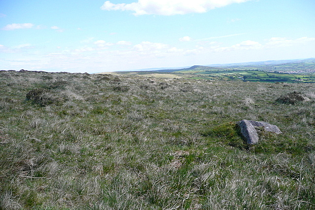 North-east of Spurrell's Cross