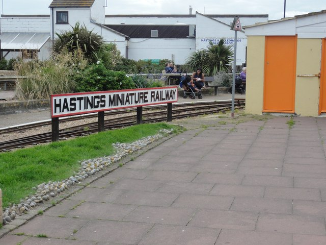 Hastings, Hastings Miniature Railway