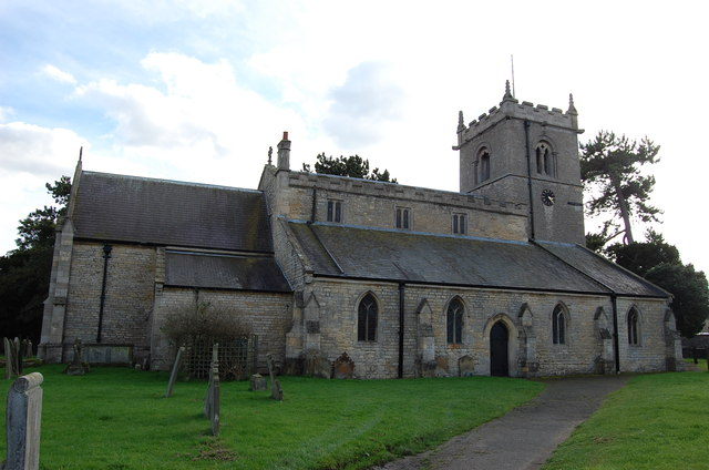 St Wilfred's church, Metheringham