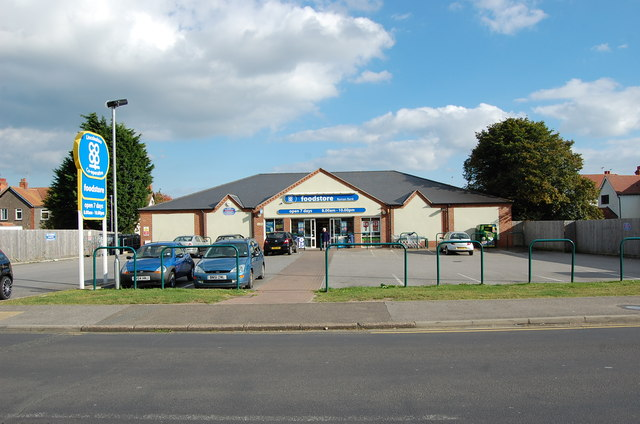 Co-op Foodstore, Roman Bank, Skegness