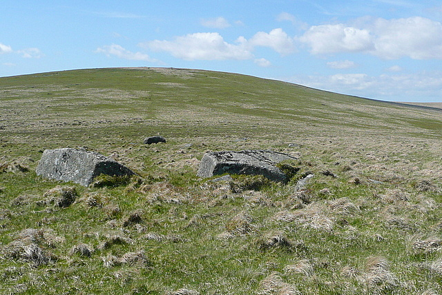 Towards Three Barrows