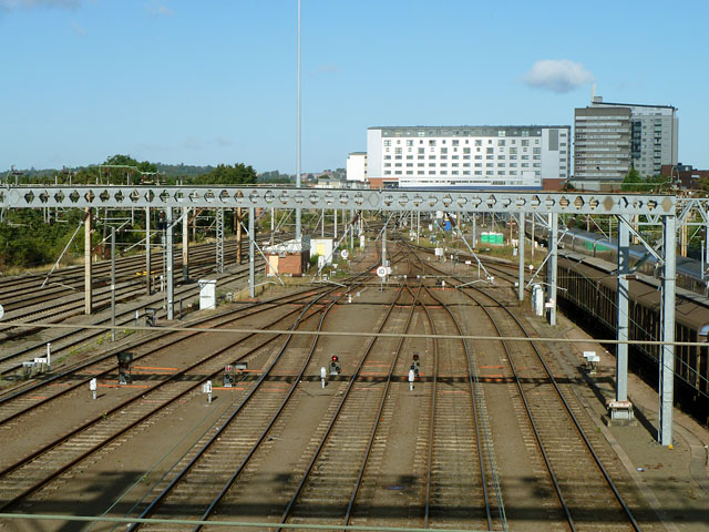 Sidings south of Wembley Central