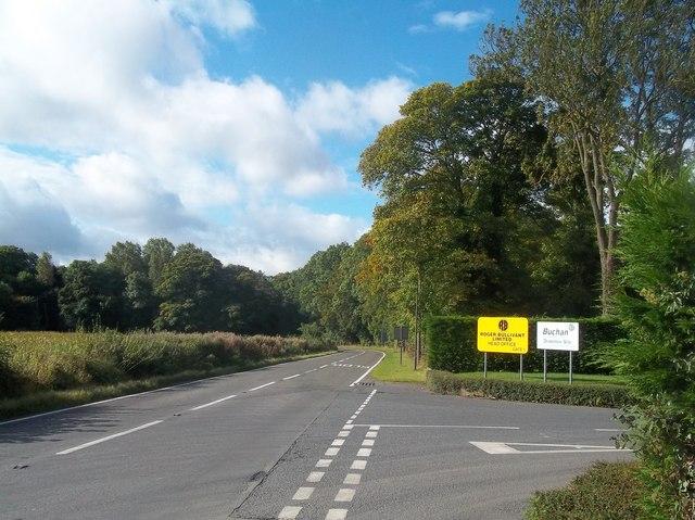 Works Entrance at Walton Road, Drakelow