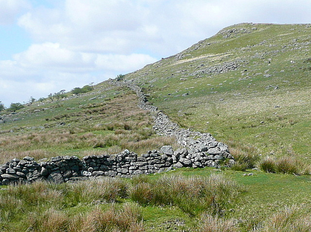 Sharp Tor from Piles Gate