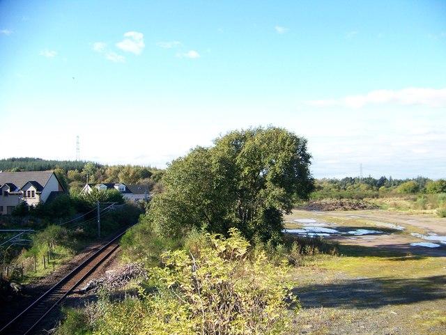 Larkhall to Hamilton Railway