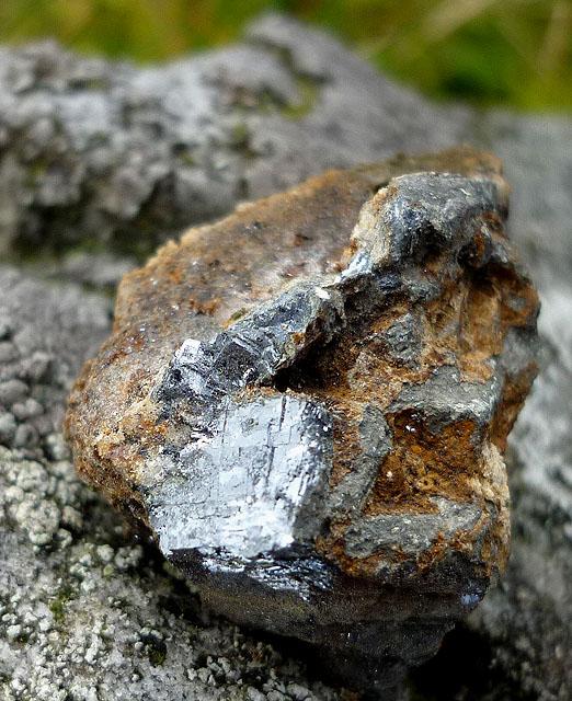 Galena - lead ore