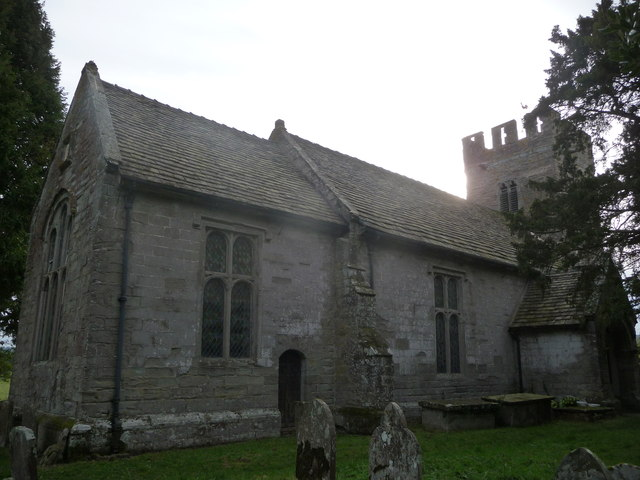 St. Mary's church, Monnington-on-Wye