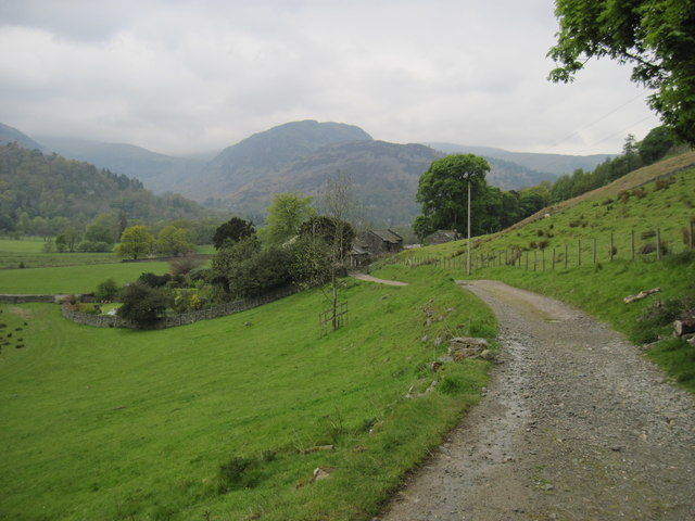 Track  to  Side  Farm
