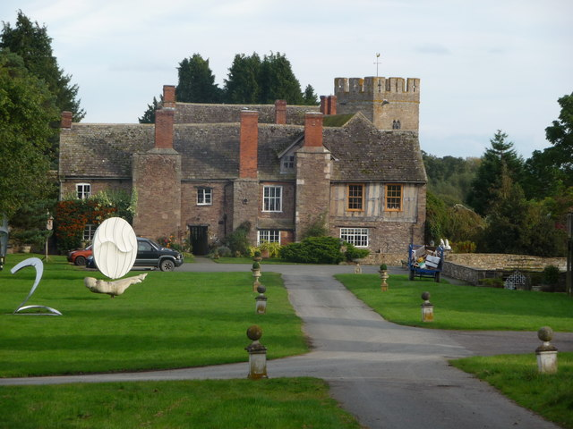 Court Farm, Monnington-on-Wye