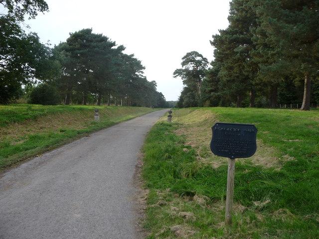 Monnington Walk