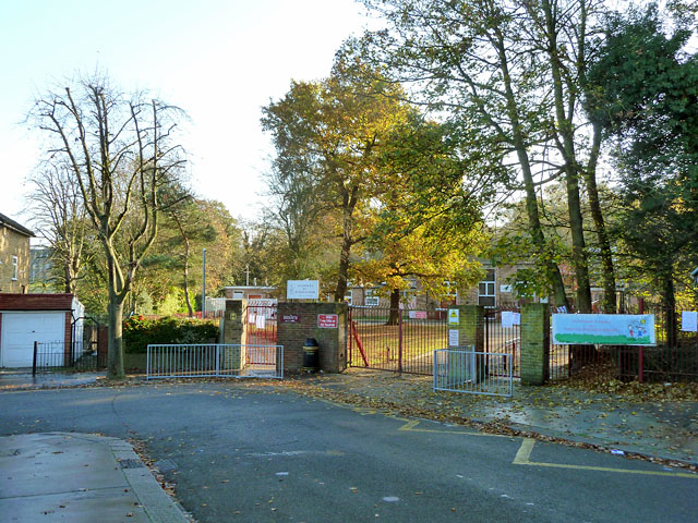 Entrance, St Joseph's R.C. Junior School