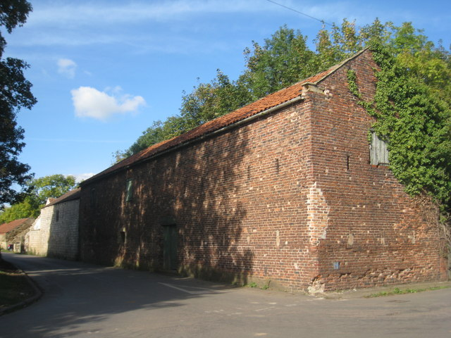 Barn at Fox Farm, South Bramwith