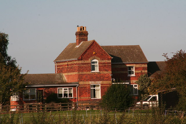 Station House, Saltfleetby
