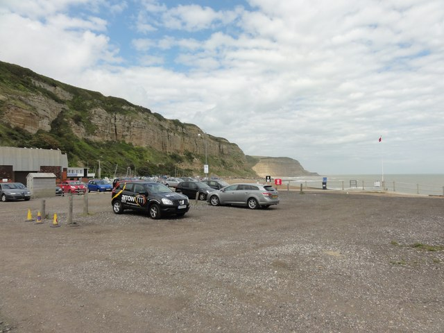 Hastings, East Cliffs