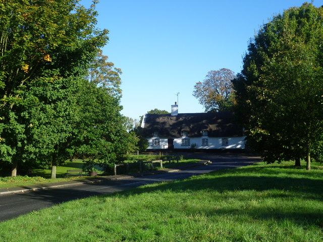 Scene in Woodhurst