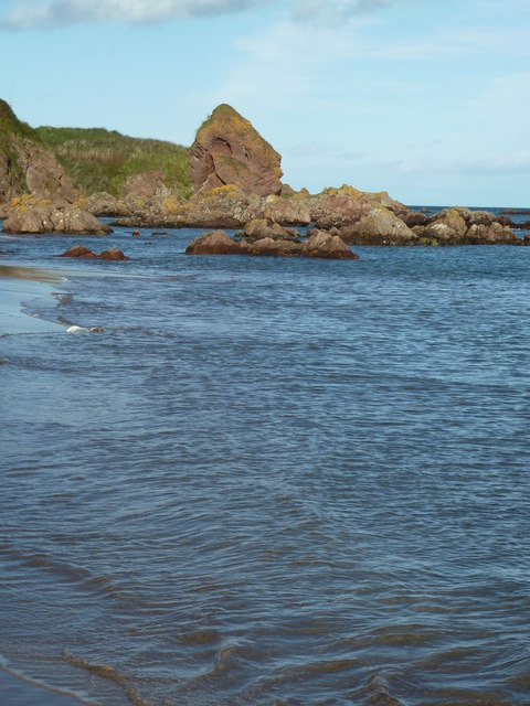 The Kip, Coldingham Bay