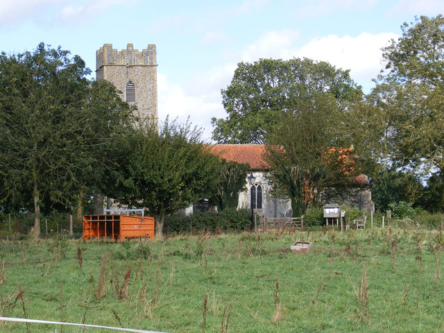 St.Michael South Elmham Church