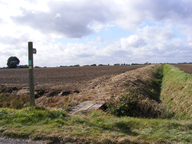Footpath to Wash Lane
