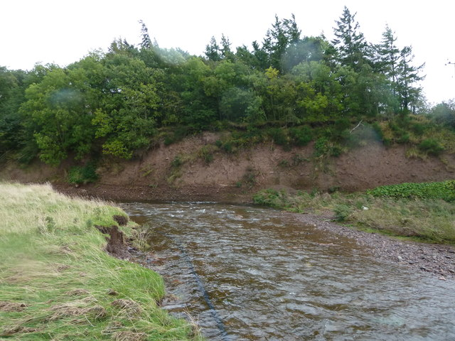 Bowmont Water near Hayhope