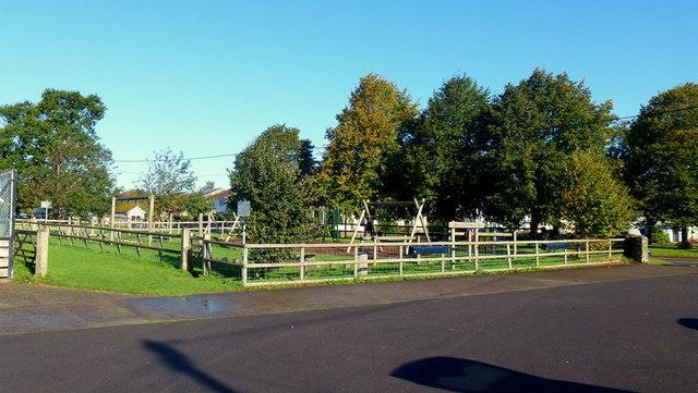 Mathern Jubilee Playground