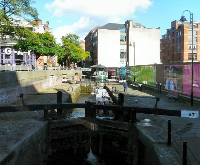 Rochdale Canal Lock 87