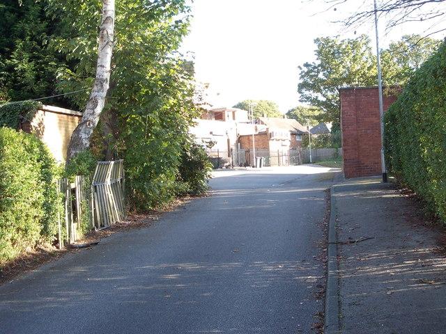 Lingfield Garth - Lingfield Road