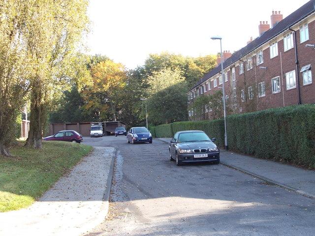 Lingfield Close - Lingfield Road