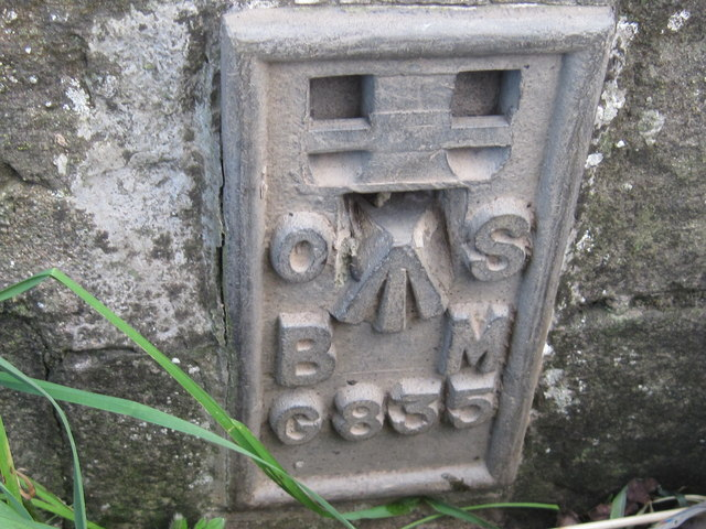 Ordnance Survey  Flush Bracket G835