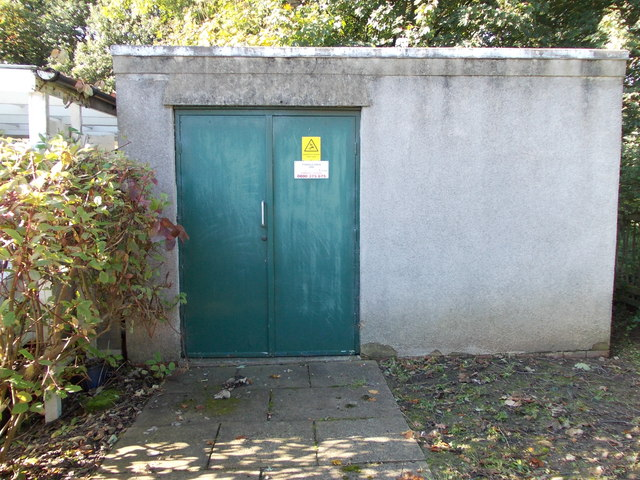Electricity Substation No 3386 - Tynwald Drive