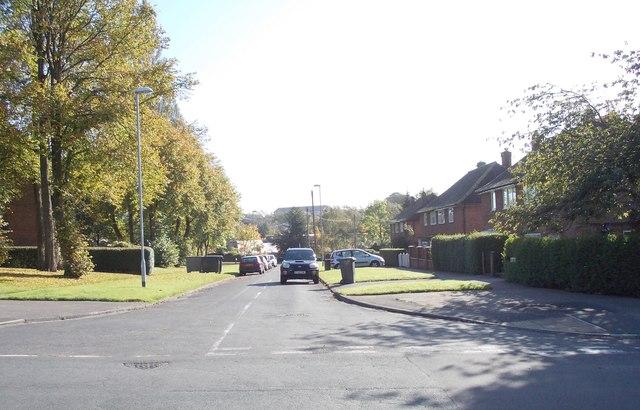 Saxon Gate - Tynwald Drive