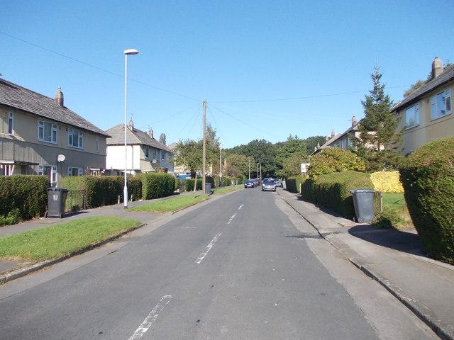 Saxon Grove - Tynwald Drive