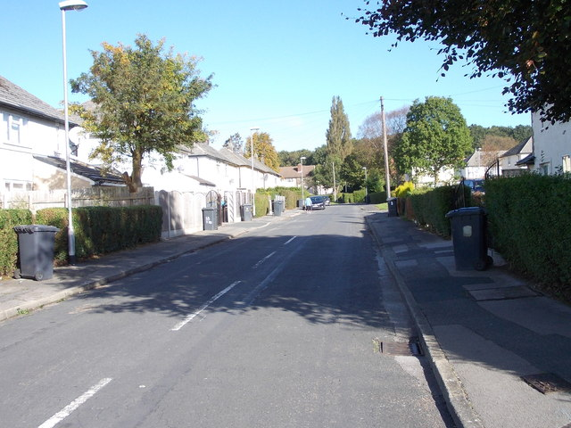 Tynwald Road - Tynwald Drive