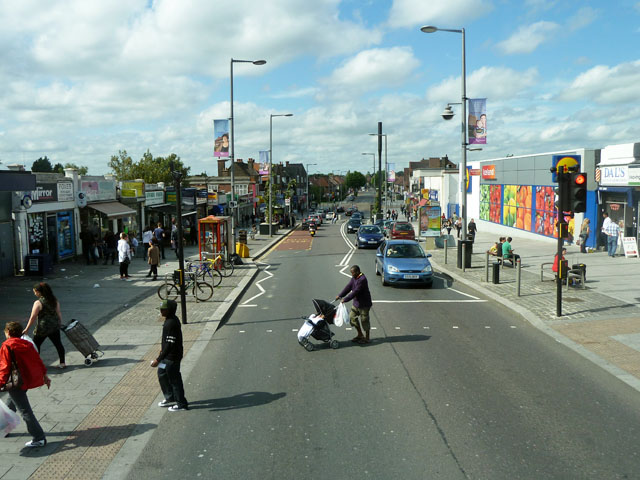 Heathway, Dagenham at Dagenham Heathway